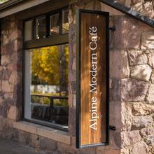 Alpine Modern Café