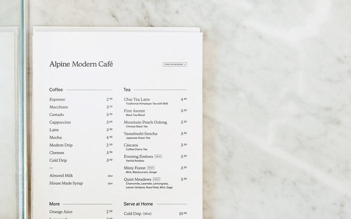 Alpine Modern Café 4