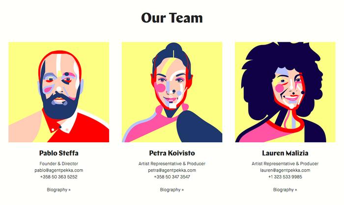 Staff illustrations by Magnus Voll Mathiassen