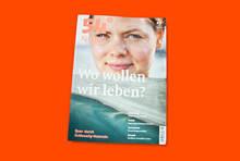 <cite>54° Nord</cite>, a magazine for Schleswig-Holstein