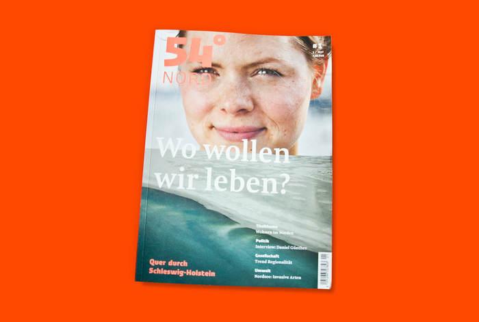 54° Nord, a magazine for Schleswig-Holstein 1