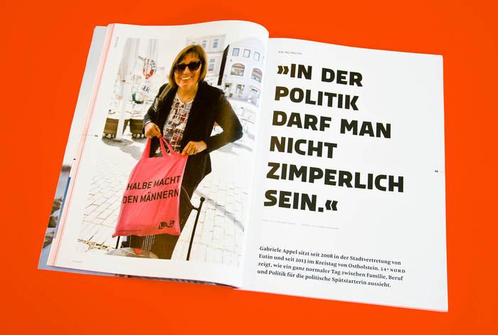 54° Nord, a magazine for Schleswig-Holstein 3