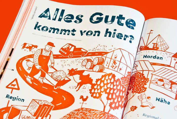 54° Nord, a magazine for Schleswig-Holstein 5