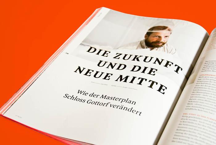 54° Nord, a magazine for Schleswig-Holstein 6