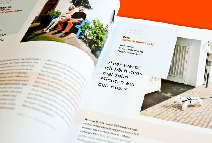 54° Nord, a magazine for Schleswig-Holstein 10