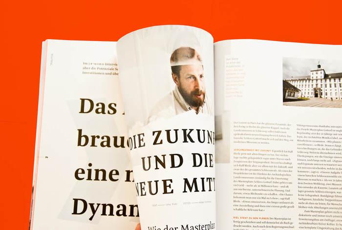 54° Nord, a magazine for Schleswig-Holstein 11