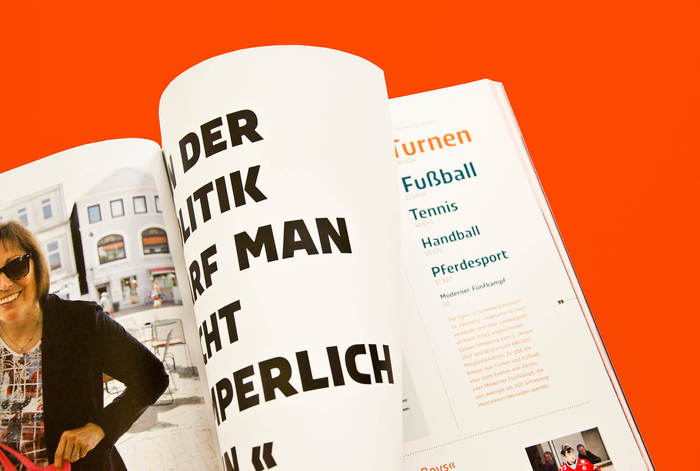 54° Nord, a magazine for Schleswig-Holstein 14