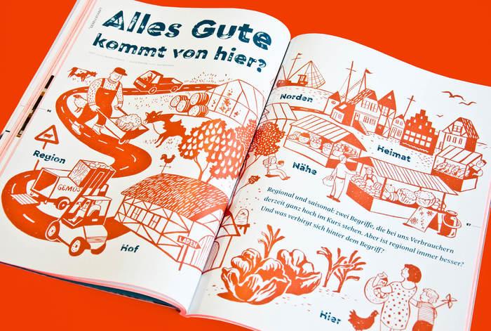 54° Nord, a magazine for Schleswig-Holstein 15