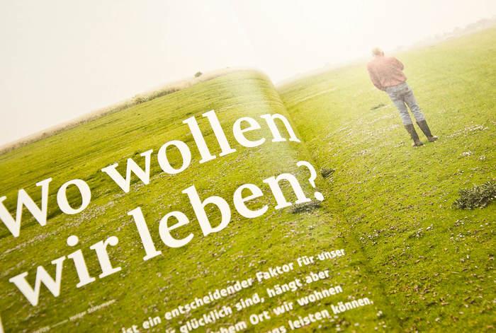 54° Nord, a magazine for Schleswig-Holstein 20