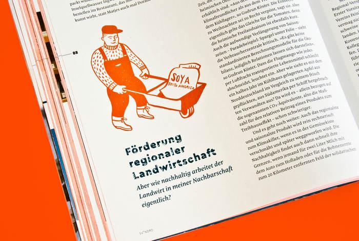 54° Nord, a magazine for Schleswig-Holstein 23