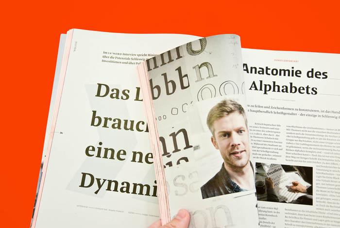 54° Nord, a magazine for Schleswig-Holstein 25