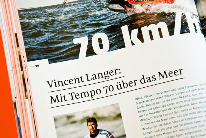 54° Nord, a magazine for Schleswig-Holstein 26
