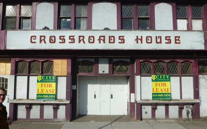 Crossroads House 1