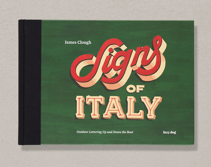 Signs of Italy by James Clough 1