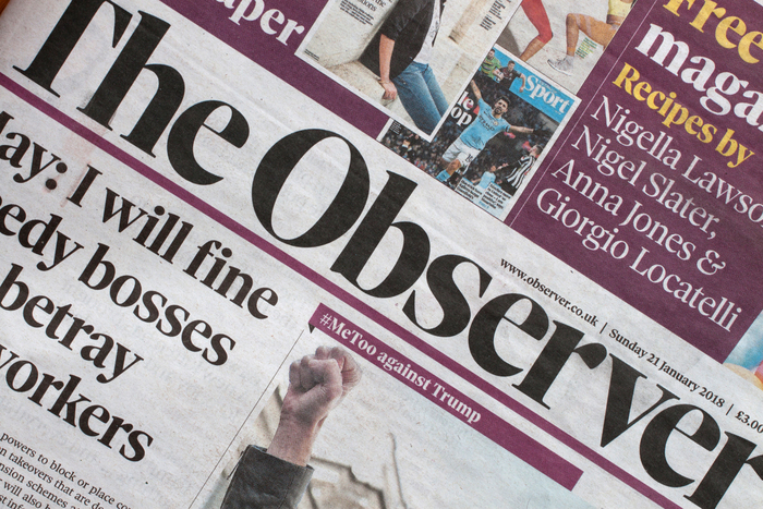 The Observer 2