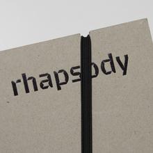 <cite>Rhapsody </cite>book