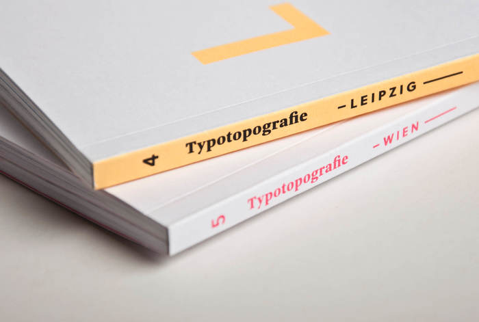 Typotopografie magazine 1