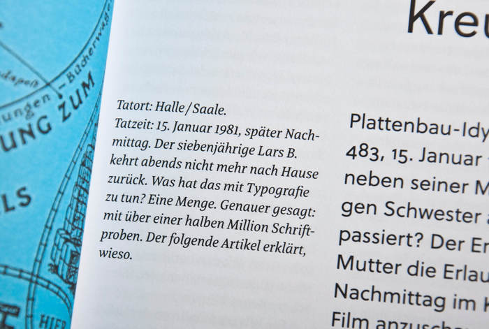 Typotopografie magazine 5