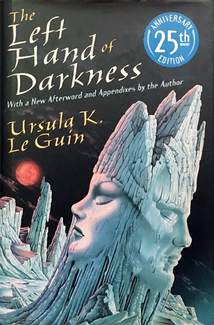 The Left Hand of Darkness by Ursula K. Le Guin (25th Anniversary Edition, Walker)