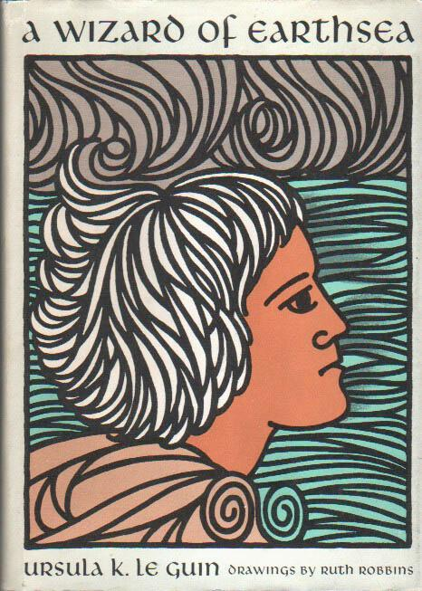 A Wizard of Earthsea by Ursula K. Le Guin, Parnassus Press (1968) 1
