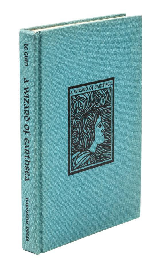 A Wizard of Earthsea by Ursula K. Le Guin, Parnassus Press (1968) 2