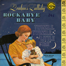 <cite>Brahms' Lullaby</cite> – Mitch Miller and Orchestra