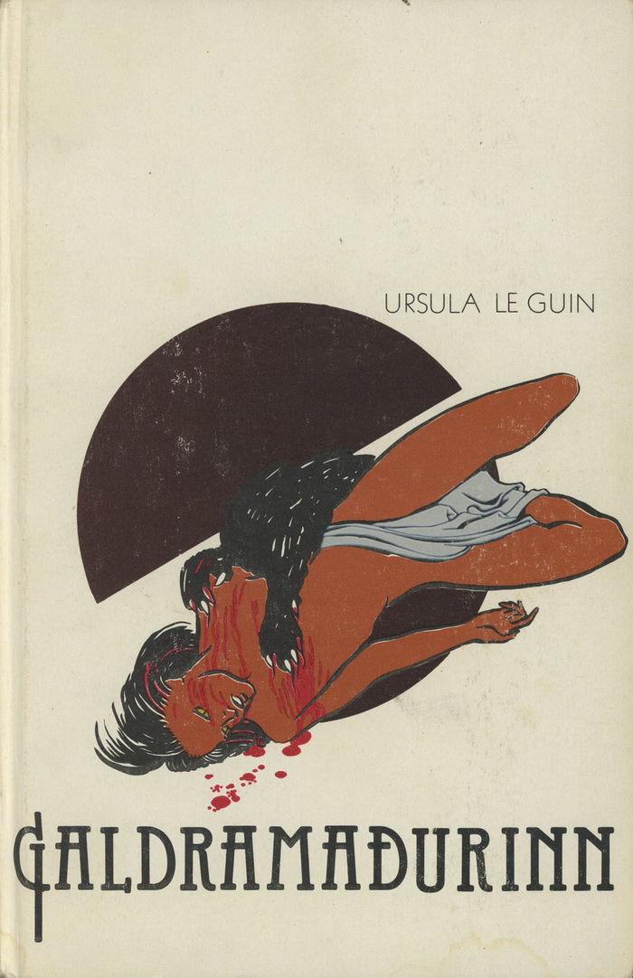 Galdramaðurinn (A Wizard of Earthsea) by Ursula K. Le Guin (Iðunn)