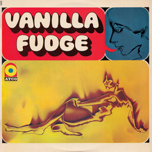 Vanilla Fudge – <cite>Vanilla Fudge</cite>
