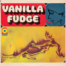 Vanilla Fudge – <cite>Vanilla Fudge </cite>album art