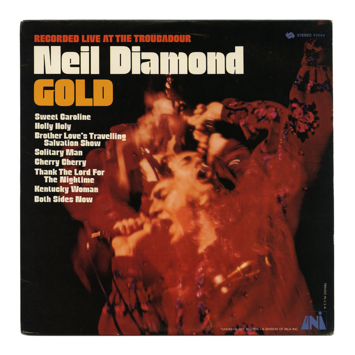Neil Diamond – Gold