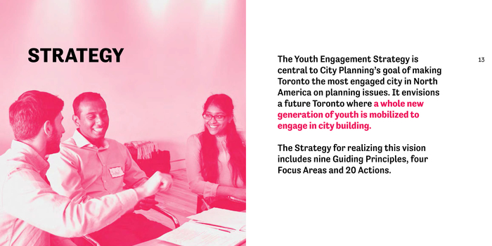 Youth Engagement Strategy 3