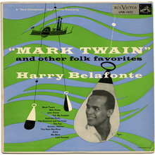 """<cite>""""Mark Twain"""" And Other Folk Favorites</cite>"""