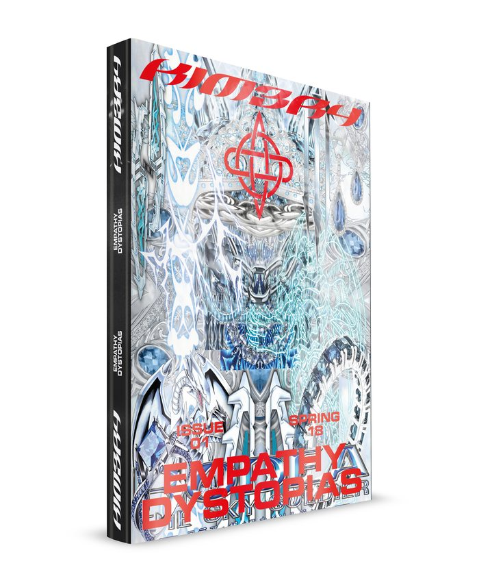"K1M3R4, Issue 01 ""Empathy Dystopias"" 1"