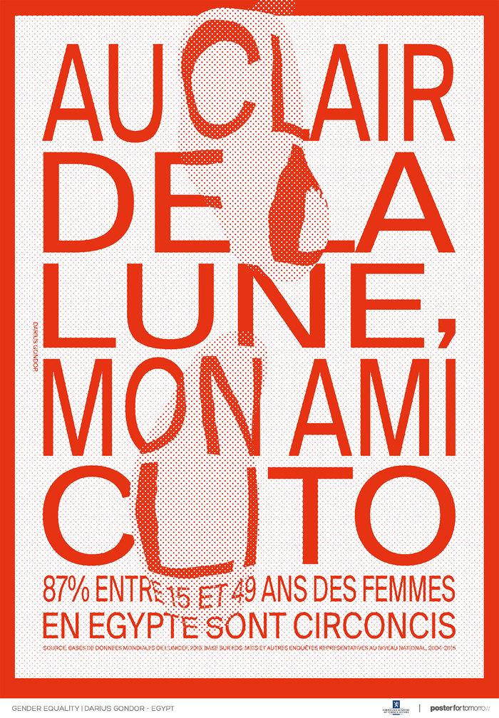 Female genital mutilation awareness posters 2