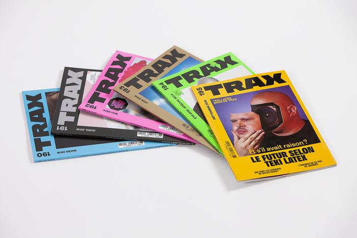 Trax magazine 12