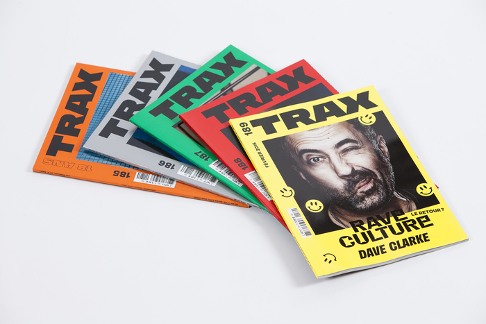 Trax magazine 2
