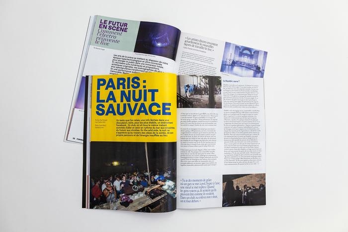 Trax magazine 6