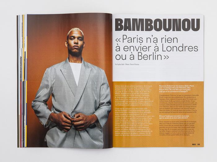 Trax magazine 3