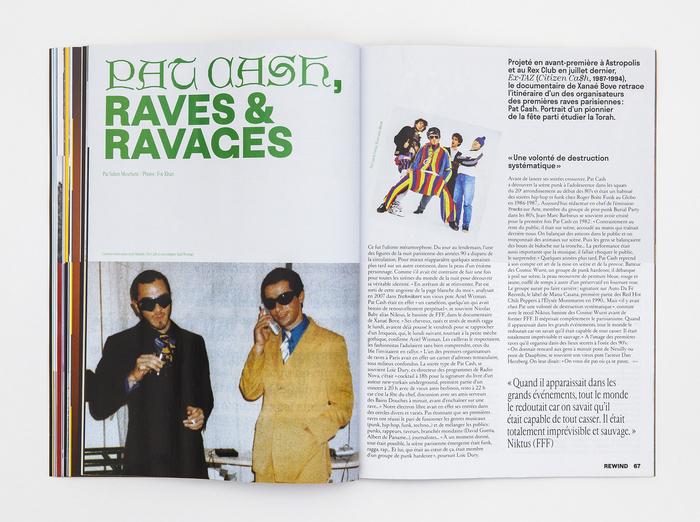 Trax magazine 10