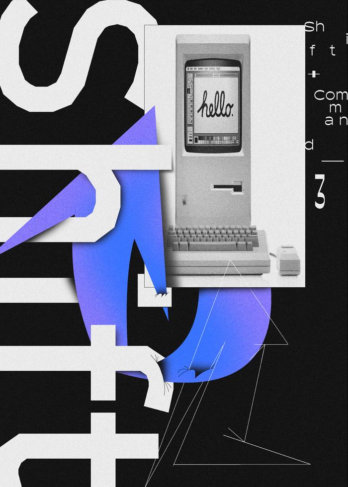 """Shift"" poster"