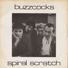 Buzzcocks – <cite>Spiral Scratch</cite>