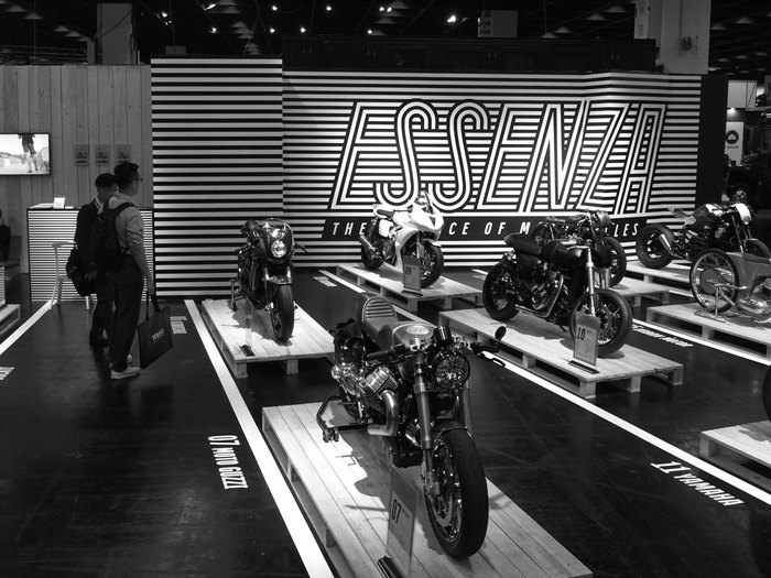 Essenza – The Essence of Motorcycles 1
