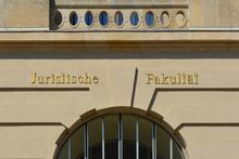 Juristische Fakultät, Humboldt-Universität Berlin