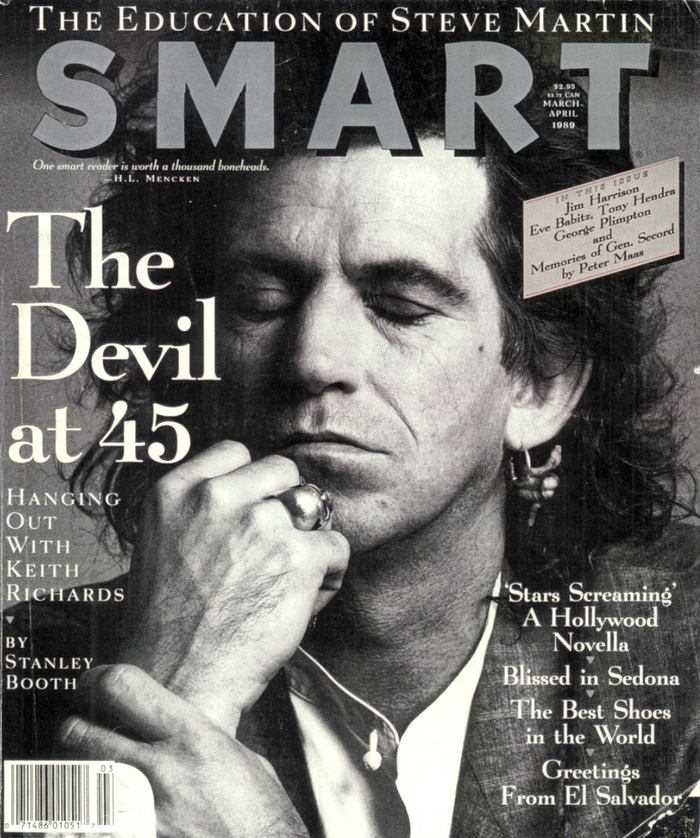 Smart magazine, March/April 1989