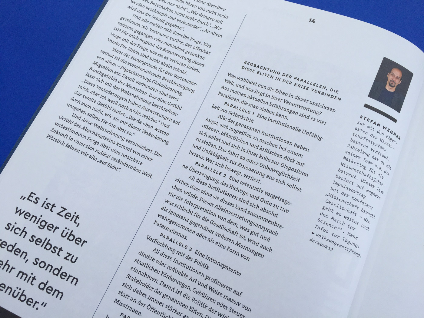734d411a Impulse magazine, 2018 redesign - Fonts In Use