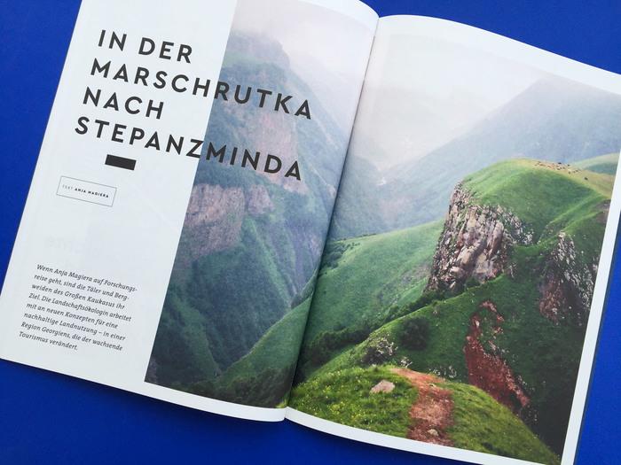Impulse magazine, 2018 redesign 19