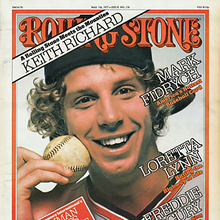 Dattilo in the 70s: <cite>Rolling Stone</cite>, May 5, 1977