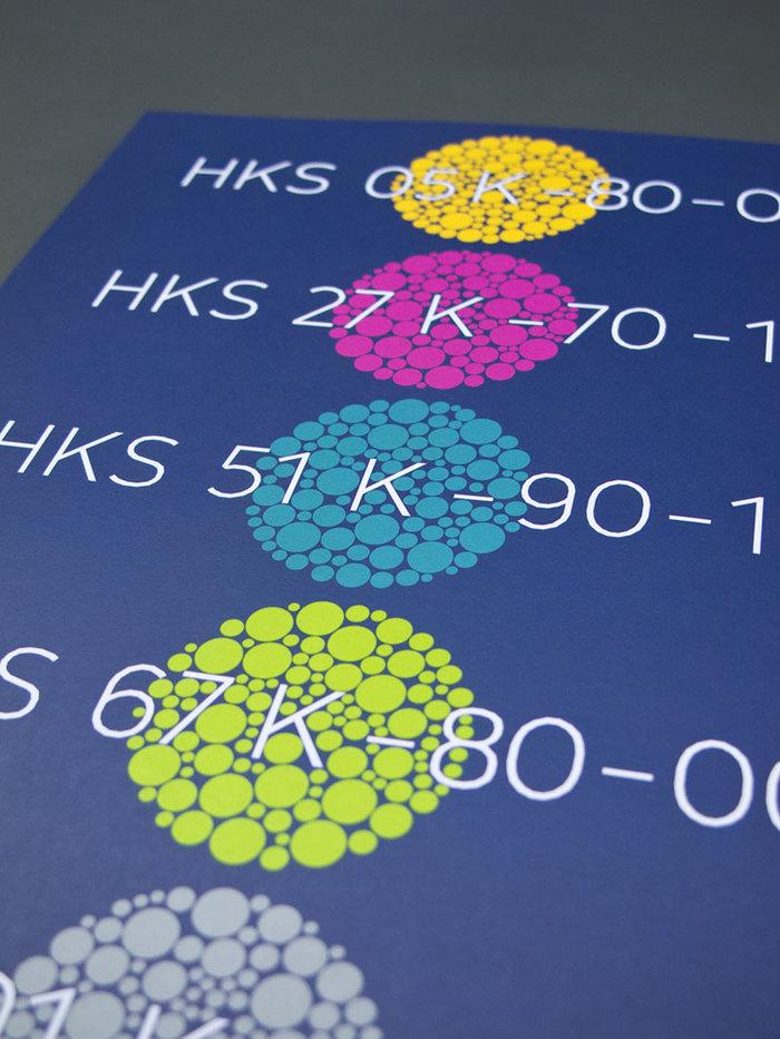 HKS Colourmatch 25 5
