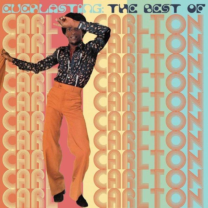 Everlasting: The Best Of Carl Carlton album art