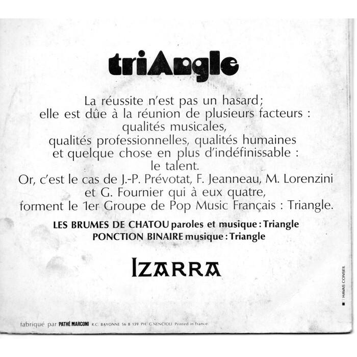 Les Brumes De Chatou – triAngle 2